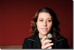 Speaker, Woman, Buterfly iStock_000004776255XSmall